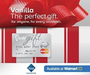 Vanilla the Perfect Holiday Gift
